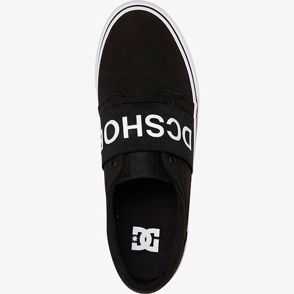 Кеды DC Shoes Trase Tx Black Graphic