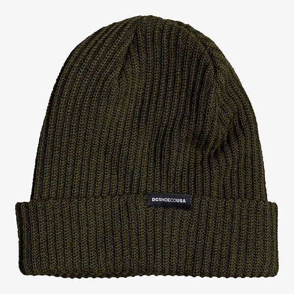 Шапка DC Shoes Caf Beanie Tarmac