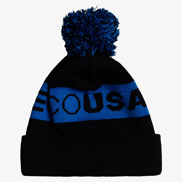Шапка DC Shoes Chester Beanie Iolite Blue