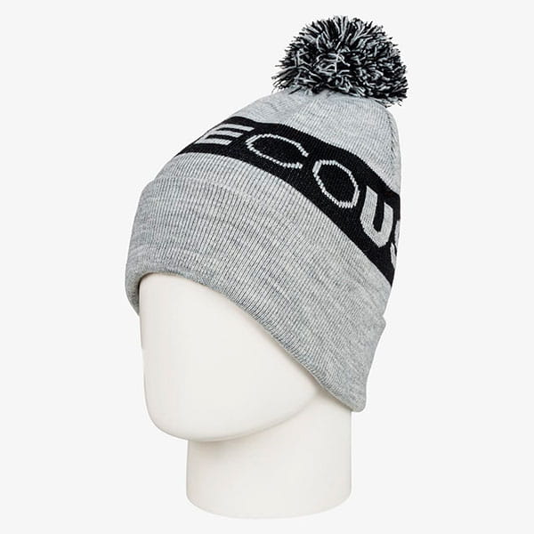 Шапка DC Shoes Chester Beanie Frost Gray
