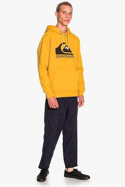 Толстовка QUIKSILVER Squaremeupsf Honey