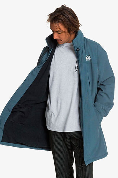 Куртка QUIKSILVER Ogoverparka Orion Blue