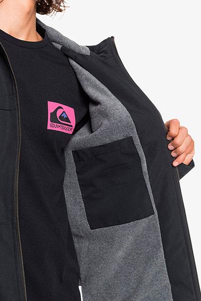 Куртка QUIKSILVER Waitingperiod Black