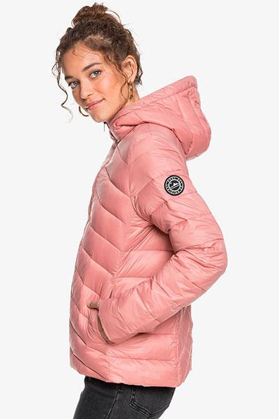 Куртка женская Roxy Coast Road Hood Ash Rose