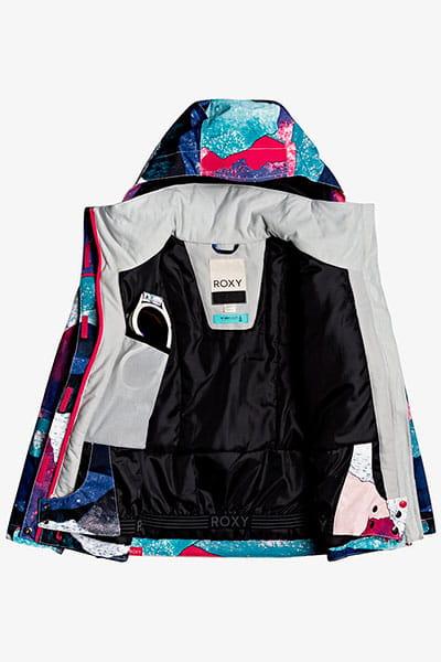 Куртка детская Roxy Jetty Girl Bright White Annecy