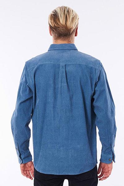 Рубашка Rip Curl Saltwater Shirt 3458 Blue Dusty