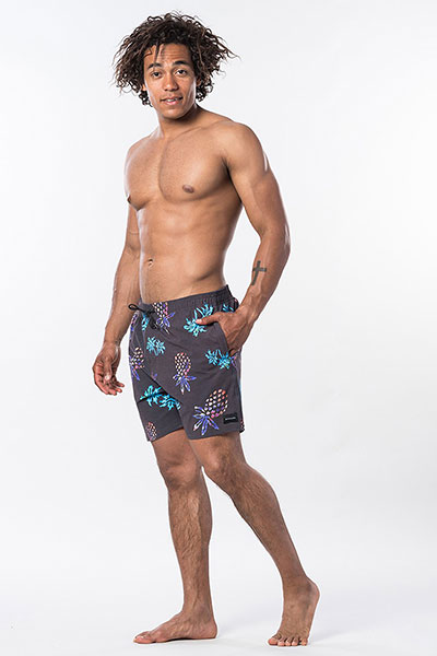 Бордшорты Rip Curl Tropical Vibes Volley Washed Black