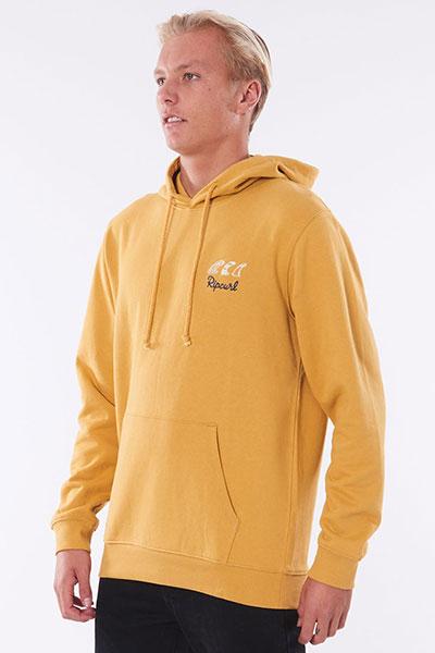 Толстовка Rip Curl Swc Hood Mustard