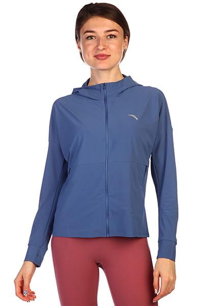 Женский джемпер на молнии с капюшоном Running Professional