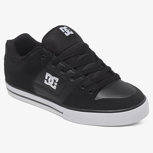 Кеды DC Shoes Pure M Shoe Black/Black/White