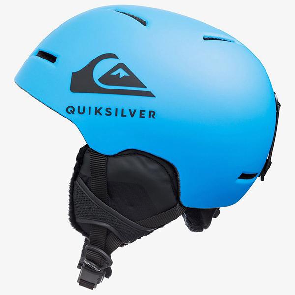 Шлем для сноуборда QUIKSILVER Theory Hlmt Neon Blue