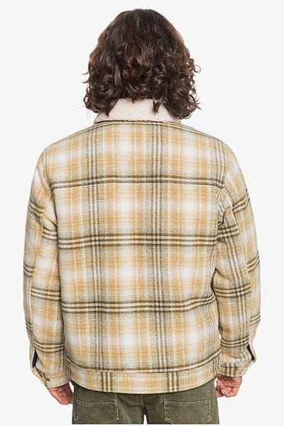 Куртка QUIKSILVER Shadowfoam Kalamata Shadow