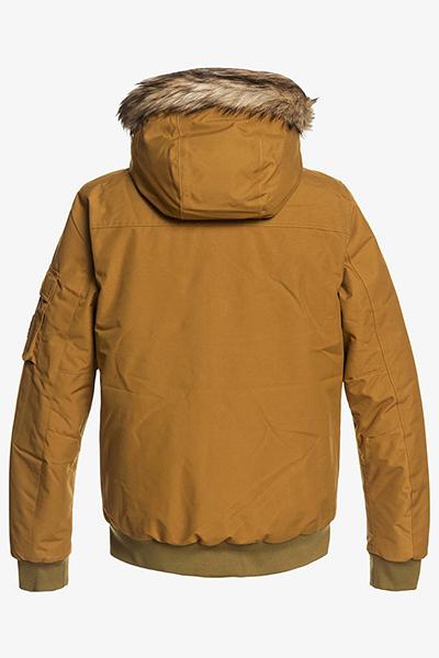 Куртка QUIKSILVER Arris Dull Gold