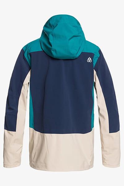 Куртка сноубордическая QUIKSILVER Stretch Everglade