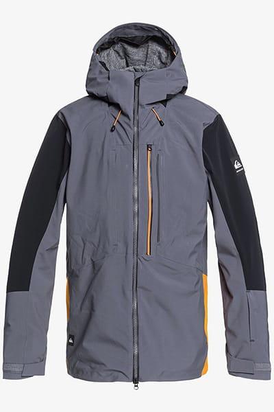 Куртка сноубордическая QUIKSILVER Stretch Iron Gate