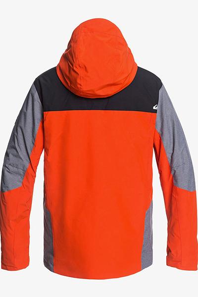 Куртка сноубордическая QUIKSILVER Mission Plus Pureed Pumpkin
