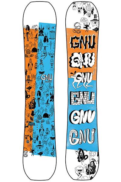 Сноуборд GNU Money None