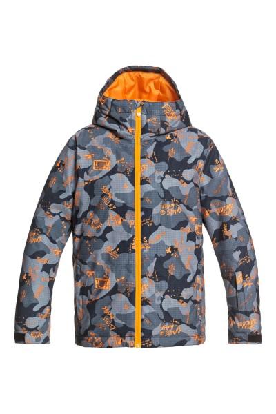 Куртка сноубордическая детский QUIKSILVER Mission Flame Wichita