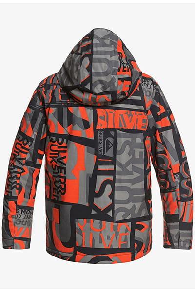 Куртка сноубордическая детский QUIKSILVER Mission Pt Pureed Pumpkin Isere