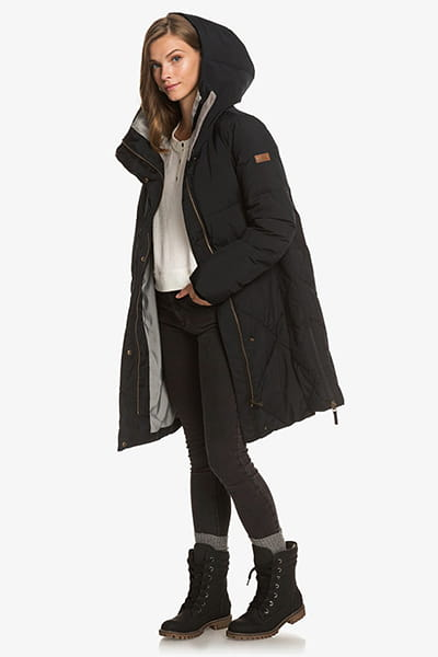 Куртка женская Roxy Abbie True Black