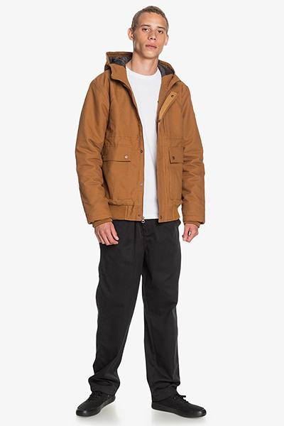 Куртка QUIKSILVER Brooks Rubber