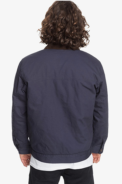Куртка QUIKSILVER Canvascorcollar Parisian Night