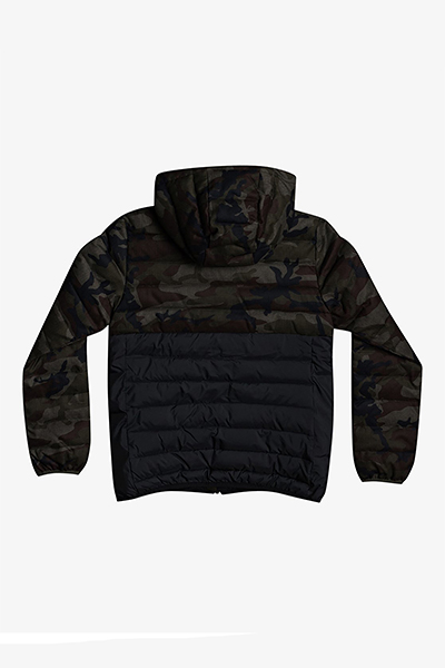 Куртка детская QUIKSILVER Scaly Mix Youth Crucial Camo