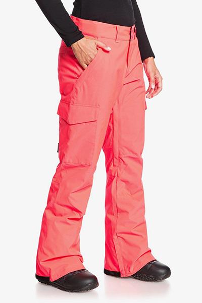 Штаны сноубордические женские DC Shoes Nonchalant Pant Diva Pink