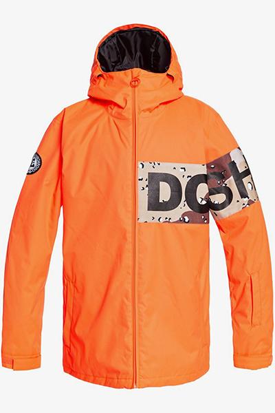 Куртка DC Shoes Propaganda Shocking Orange