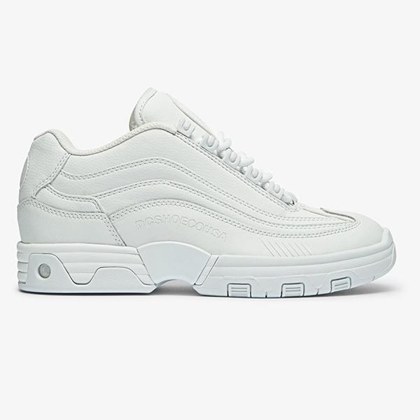 Кроссовки женские DC Shoes Legacy Lite White