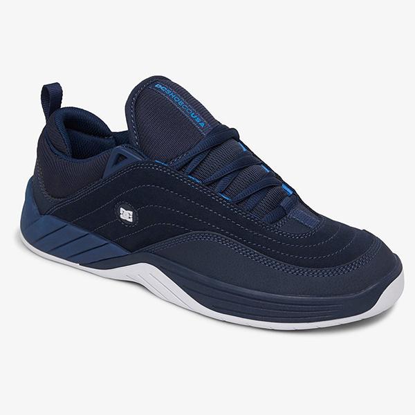 Кроссовки DC Shoes Williams Slim Navy/Carolina Blue