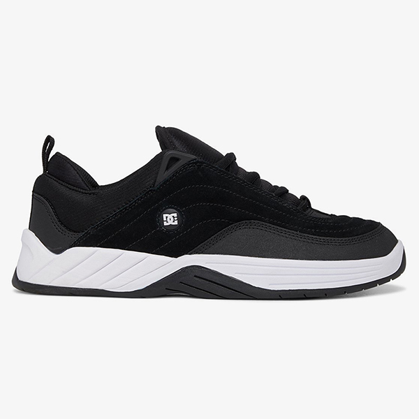 Кроссовки DC Shoes Willimas Black/White