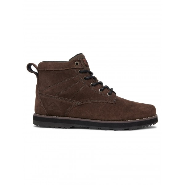 Ботинки QUIKSILVER Gart Boot Brown/Brown/Black