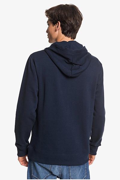 Толстовка QUIKSILVER Essentials Hood Navy Blazer