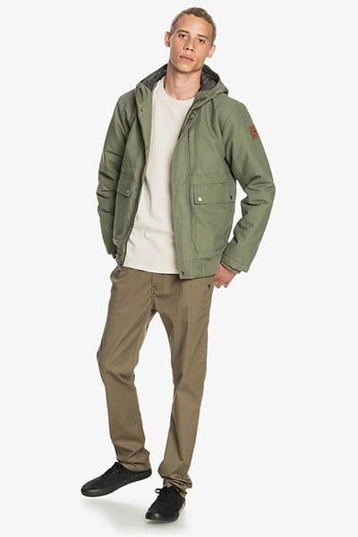Куртка QUIKSILVER Brooks Four Leaf Clover