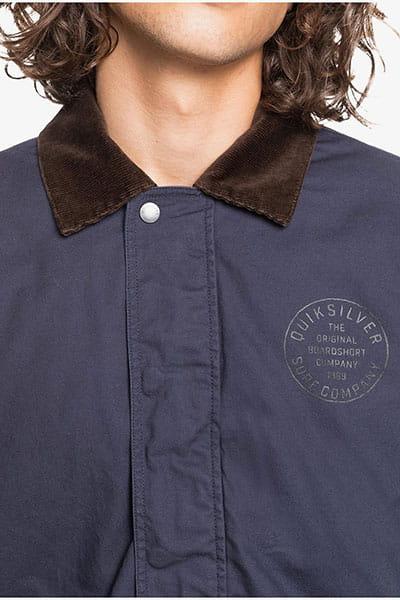 Куртка QUIKSILVER Canvascorcollar Parisian Night