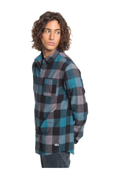 Рубашка QUIKSILVER Brs1 Blue Motherfly