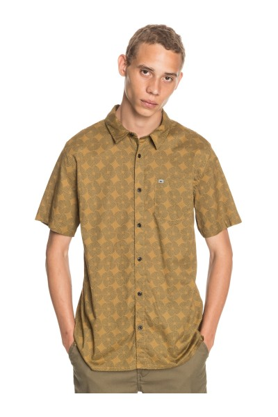 Рубашка QUIKSILVER Threadspack Dull Gold Threadspac