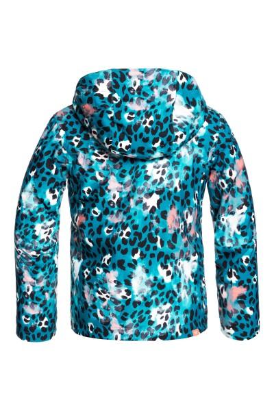 Куртка детский Roxy Jetty Girl Ocean Depths Leopold