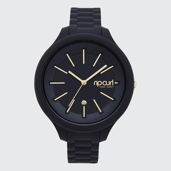 Кварцевые часы женские Rip Curl Alana Horizon Silicone Black