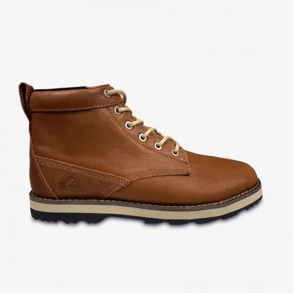 Ботинки QUIKSILVER Gart Brown/Brown/Black