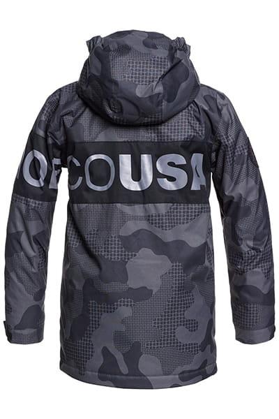 Куртка сноубордическая детский DC Shoes Prpagandaythjk Youth Pill Camo