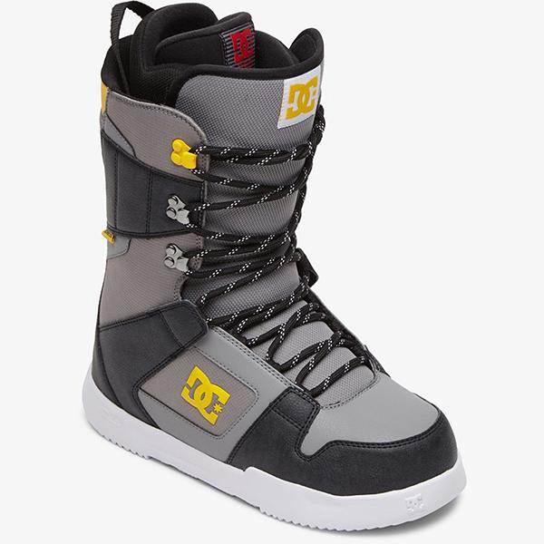 Ботинки для сноуборда DC Shoes Phase Frost Grey