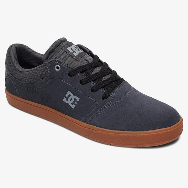 Кеды DC Shoes Crisis Charcoal