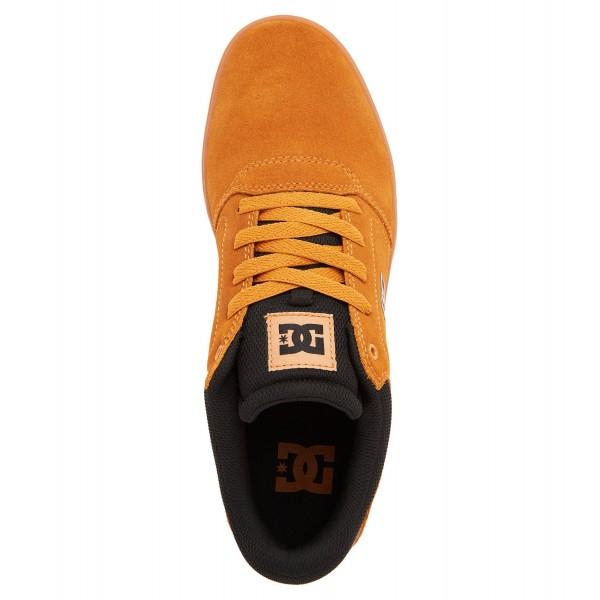 Кеды DC Shoes Crisis Wheat/Black