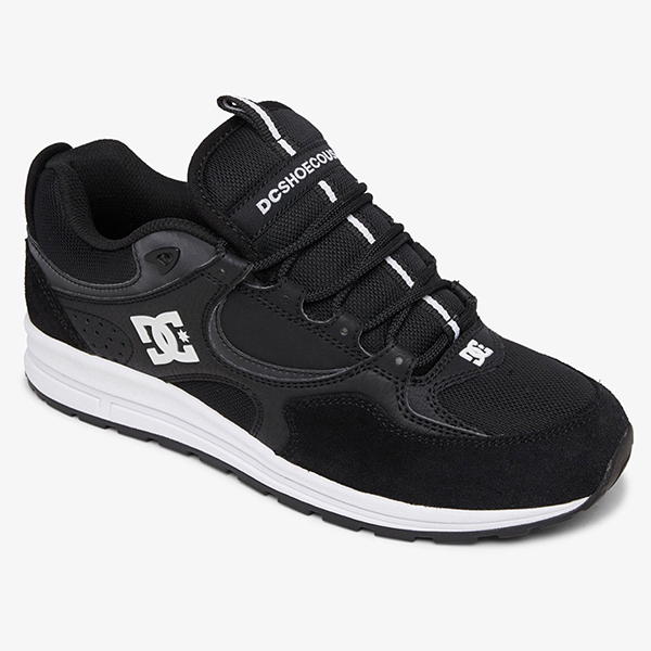 Кроссовки DC Shoes Kalis Lite Black/Black/White