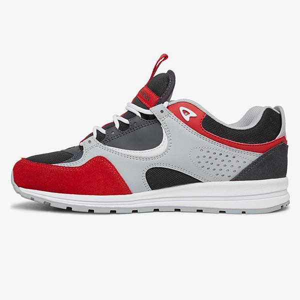 Кроссовки DC Shoes Kalis Lite Grey/Red
