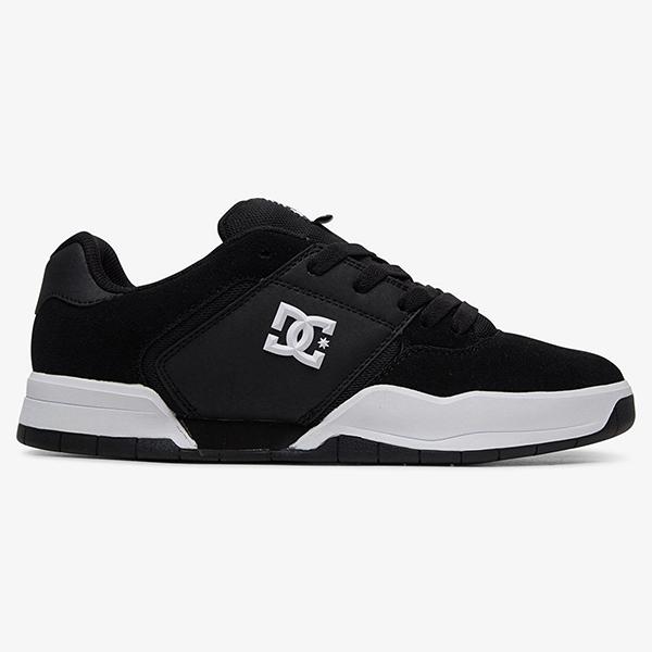 Кроссовки DC Shoes Central Black/White