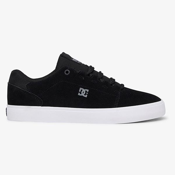Кеды DC Shoes Hyde Black/White