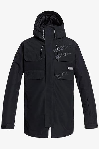 Куртка сноубордическая DC Shoes Haven Jkt Dcscusa Repeat